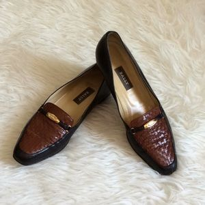{Bally} Vintage Vanessa Loafers